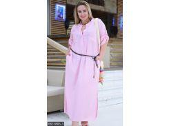 Платье 8511865-1 розовый                                                                                               Лето 2018