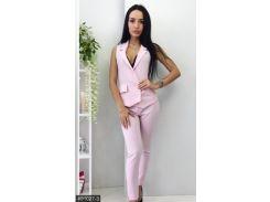 Костюм 491027-3 розовый                                                                                               Лето 2018                                                Украина