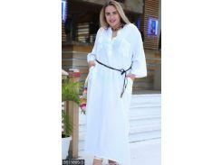Платье 8511865-3 белый                                                                                               Лето 2018