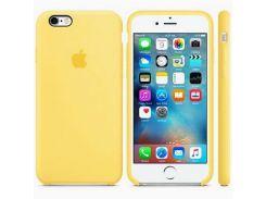 Оригинальные чехол для iphone 6 Plus/ 6s Plus Желтый