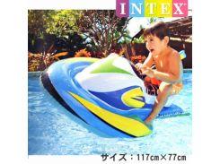 """Детский надувной плотик """"Скутер"""" Intex 57520"""