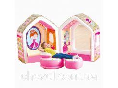"""Надувной игровой центр """"Домик принцессы"""" Intex 48635"""