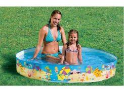Детский каркасный бассейн Intex 56451 (152x25 см)
