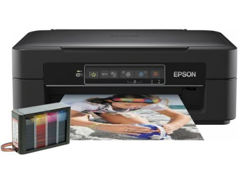 МФУ Epson Expression Home XP-235 с СНПЧ High Tech Киев