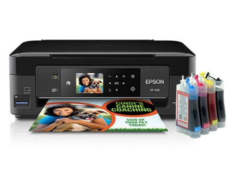 МФУ Epson Expression Home XP-430 с СНПЧ Киев