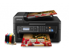 мфу epson workforce wf-2630 с снпч