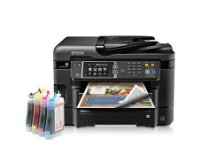 мфу epson workforce wf-3640dtwf с снпч standart