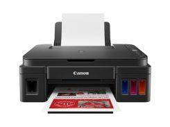 МФУ Canon PIXMA G3411 с СНПЧ и чернилами Lucky Print