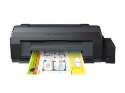 Принтер Epson L1300 с оригинальной СНПЧ  и чернилами Lucky Print