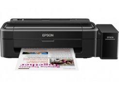 Принтер Epson L132 с оригинальной СНПЧ и чернилами Lucky Print