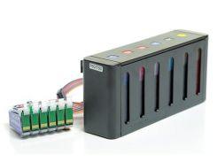 СНПЧ Epson Stylus TX700 High Tech