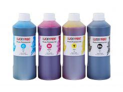 Фото-чернила для Epson Lucky Print 17UV (4*1 L)
