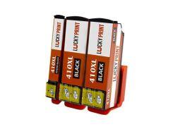 Совместимые картриджи для Epson XP-530 (BK/BK/PBK) T410XL