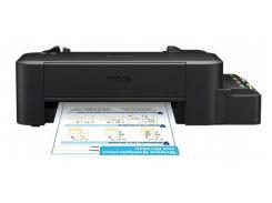 Принтер Epson L120 с  СНПЧ  и чернилами Lucky Print