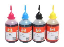 Фото-чернила для HP PhotoSmart C4272 Lucky Print (4*100 ml)