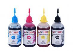 Фото-чернила для Epson Expression Home XP-3105 Lucky Print (4*100 ml)