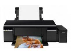 Принтер Epson L805 с  СНПЧ и чернилами Lucky Print