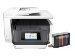 МФУ HP OfficeJet Pro 8730 с СНПЧ Hightech