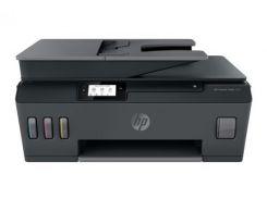МФУ HP Smart Tank 530 с оригинальной СНПЧ и чернилами Lucky Print