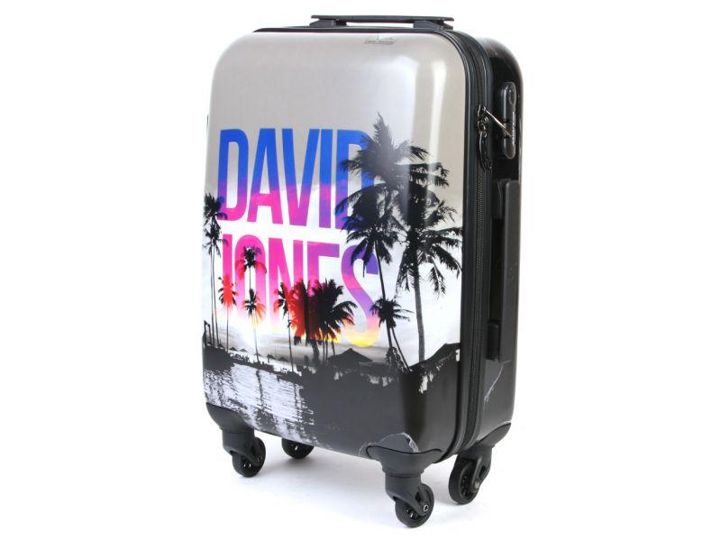 dede567087db Дорожный чемодан David Jones 2058-1P S купить недорого за 1 520 грн ...