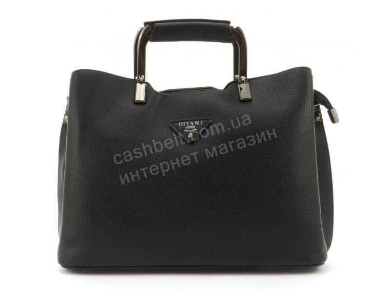 Качественная стильная прочная женская сумка с эко кожи высокого качества  DIYANI art. ee2a9ce5d48
