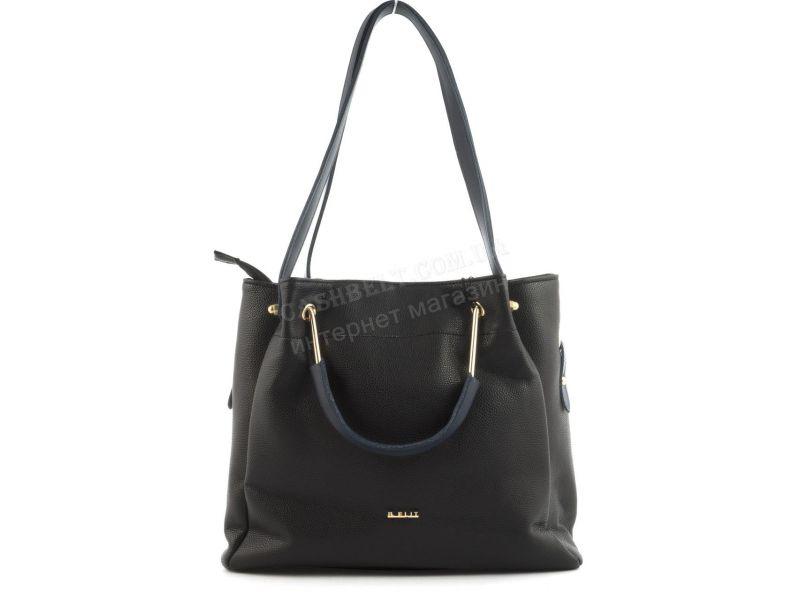 9beb91790659 Вместительная стильная прочная модная качественная женская сумка B.ELIT  art. 07-51 черная Вместительная стильная прочная модная ...