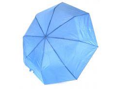Женский симпатичный компактный прочный механический зонтик Feeling Rain art. 301M синий(100295)