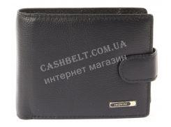Стильный мужской кошелек с натуральной кожи SALFEITE art. 12244SL черный