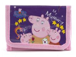 Красивый детский дешевыйкошелекart. Peppa pig (101033)
