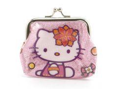 Маленький детский кошелек для девочек  art. 116 нежно розовый (102283)