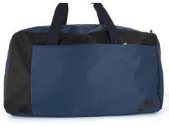 Стильная прочная спортивная вместительная сумка  art. 140.2 Синий/черный