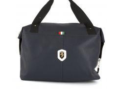 Спортивная женская сумка саквояжиз эко кожи art. 47-15