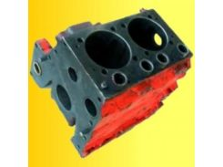 Картер (блок) двигателя Т-25 Д21-1002010