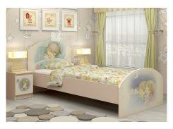 """Кровать """"М+Д"""" (3 размера)"""