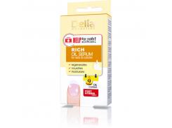 Восстанавливающая сыворотка с миндальным маслом для сухих ногтей и кутикулы Delia Rich Oil Serum, 11 мл
