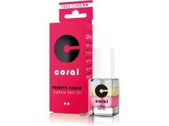 Трехфазное масло для ногтей и кутикулы CORAL 11 мл