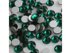 Стразы Brilliant Nails Emerald SS3 100 шт