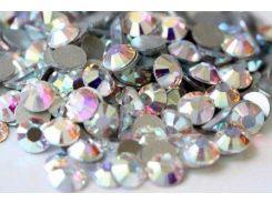 Стразы Brilliant Nails Crystal AB SS3 50 шт