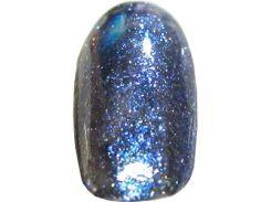 Зеркальная пудра Эффект Русалки mART №313 (голубой)