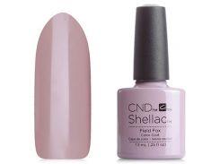 Shellac CND Field Fox (розово-бежевый эмаль)
