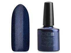 Shellac CND Midnight Swim (темно-синий)