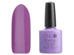 Shellac CND Lilac Longing (лиловый эмаль)