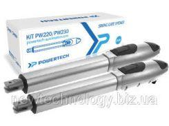 Комплект автоматики для распашных ворот 24V PW 230