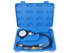 Компрессометр для бензиновых двигателей, 0-21bar4 ед. в кейсе., RF-4011254 ROCKFORCE