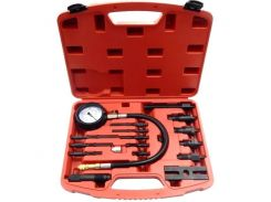 Набор для измерения компрессии диз. двигат., 18пр, PA-1017 PARTNER