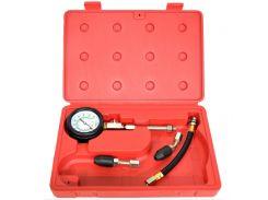 Компрессометр бензиновый 2 наконечника + гибкий удлинитель, в пластике. 31018 PROFLINE