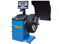 Балансировочный станок с монитором автоматический 220V W95 Best