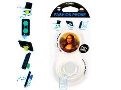 Держатель для телефона Popsocket Print Mona Liza