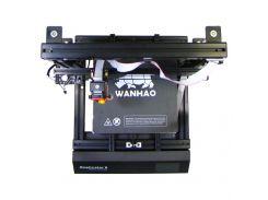 3d принтер с подогревом стола и сенсорным LCD Wanhao Duplicator 9/300 (X300*Y300*Z400; экструдер - 1шт, МК10-3