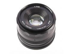 Объектив Meike 35mm f/1.7 MC E-mount для Sony